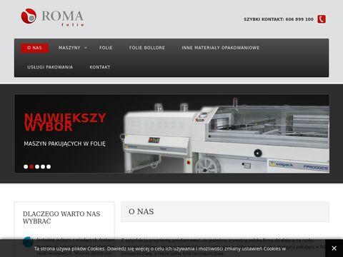Roma Folie - folia termokurczliwa
