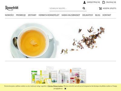 Ronnefeldt-sklep.pl - napary ziołowe