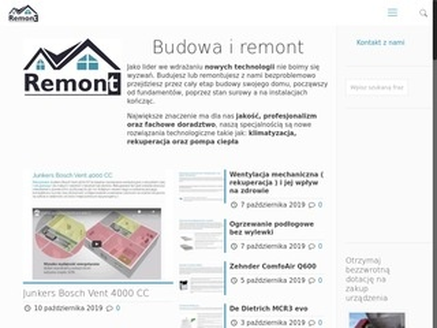 Remont.biz.pl montaż
