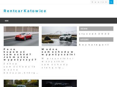 Rentcar.katowice.pl wypożyczalnia aut