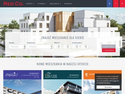 RED Co. mieszkania Bydgoszcz