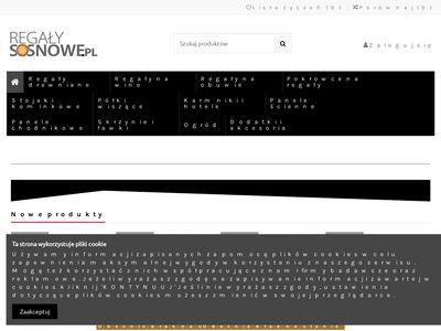Regalysosnowe.pl drewniane