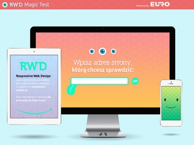 Rwdtest.pl - responsive webdesign