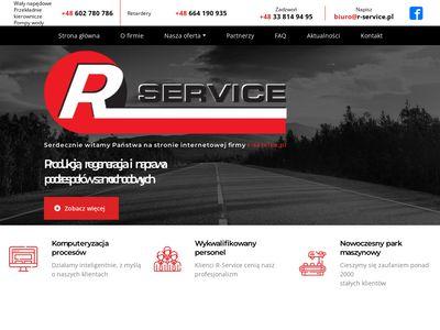 R-service.pl wały napędowe
