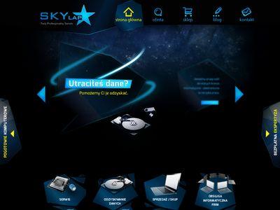 Skylap - naprawa komputerów