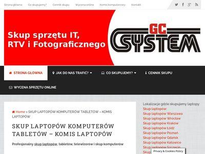 Skuplaptop.pl Warszawa