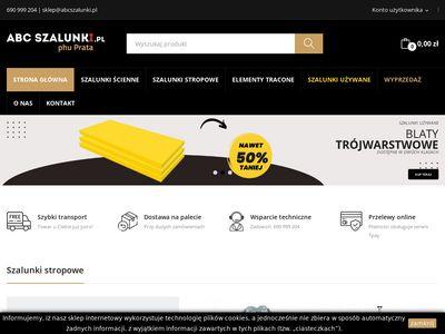Sklep.abcszalunki.pl - ściągi szalunkowe
