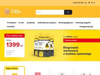 Sklep.pangroszek.pl