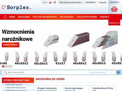Sorbud.pl akcesoria do okien