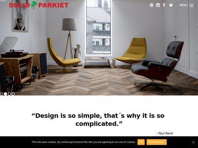 Solid-Parkiet podłogi drewniane