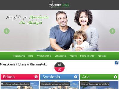 Sonatapark.pl sprzedaż mieszkań