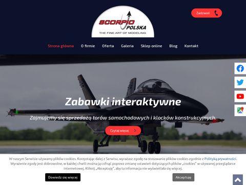 Scorpio-Polska modelarstwo