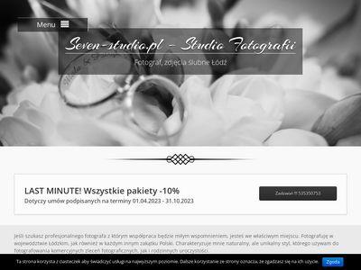 Seven-studio.pl fotografia