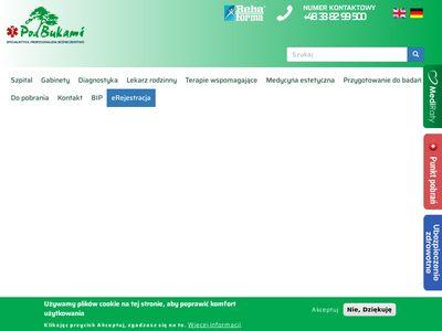 Szpitalpodbukami.pl korekcja wzroku