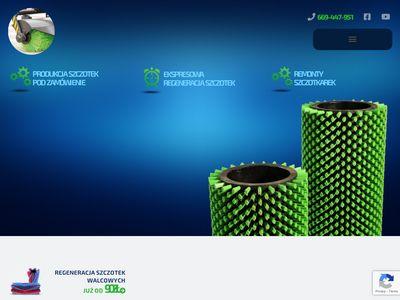 Szczotki-techniczne.net comac