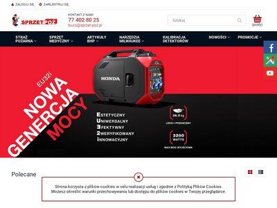 Sprzet-poz.pl agregat prądotwórczy