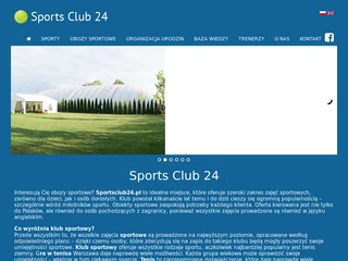 Sports Club 24 - nauka gry w tenisa