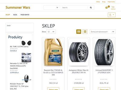 Summonerwars.pl - blog firmowy