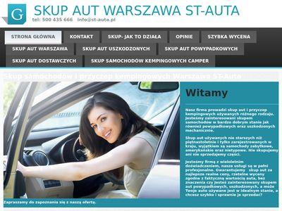 St-auta.pl skup aut Warszawa
