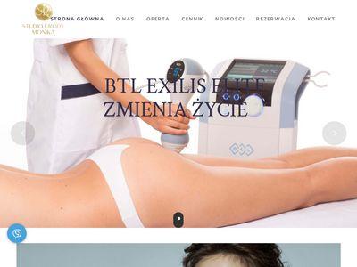 Studiourodymonika.pl kosmetyczka, depilacje