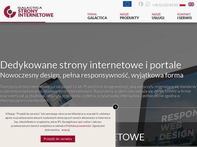 Stronywww.galactica.pl