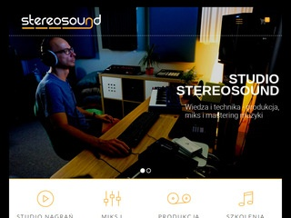 Stereosound.pl - mastering