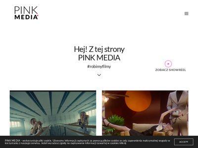 Pink-media.pl - studio filmowe
