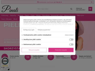 Pinali.pl tanie kosmetyki online