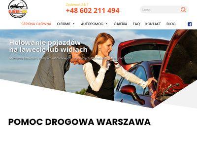 Auto-Hol - pomoc drogowa w Warszawie
