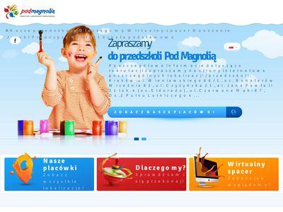 Podmagnolia.pl Niepubliczne przedszkole