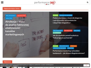 Performance360.pl - vademecum marketera