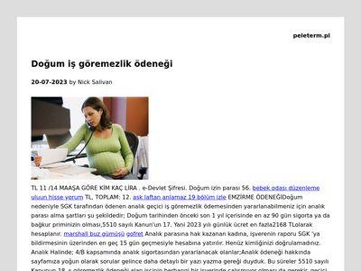 Peleterm.pl pellet drzewny