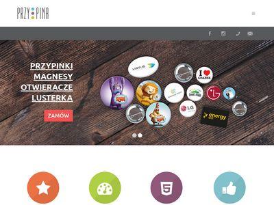 Przypina.pl - buttony