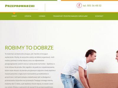 Przeprowadzki.i-wro.pl - metransport