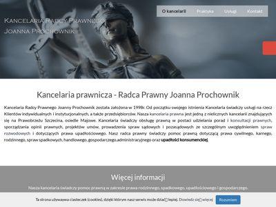 Prochownik.pl rozwody Szczecin