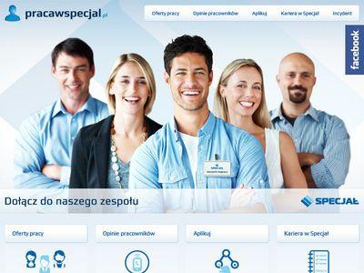 Pracawspecjal.pl Specjał