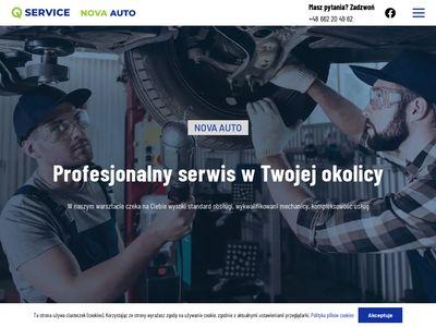 Nova-auto.pl klimatyzacja samochodowa