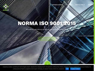 Normit sp. z o.o. - iso 27001, iso 9001