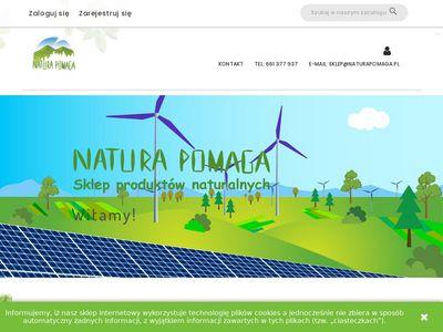 Naturapomaga.pl herbaty ziołowe