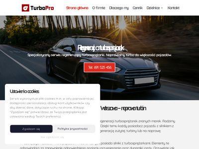 Naprawaturbosprezarek.pl regeneracja