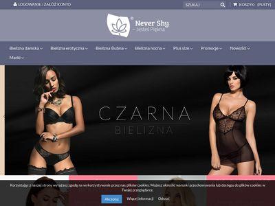 NeverShy.pl - bielizna damska