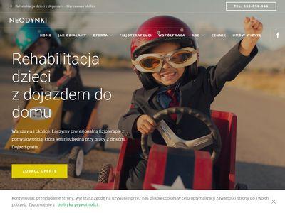 Neodynki.pl - rehabilitacja dzieci