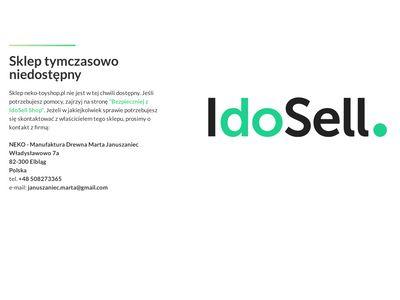 Neko-toyshop.pl zabawki dla dzieci