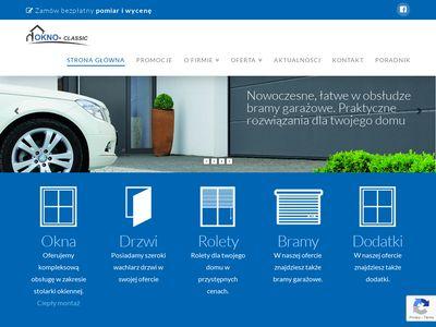 Okno-classic.pl Kraków
