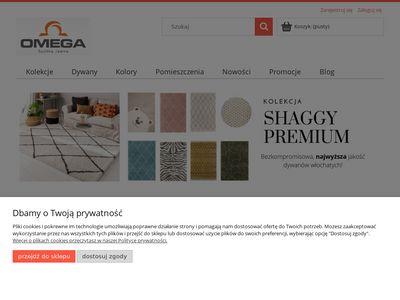 Omega-dywany.pl - dywany nowoczesne