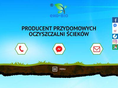 Eko-Bio szambo ekologiczne