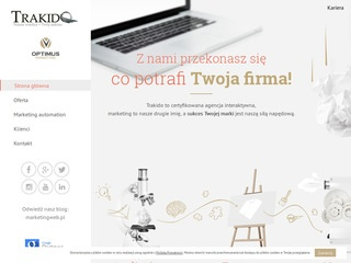 Optimusmarketing.pl agencja marketingowa