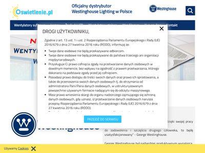 Oswietlenie.pl lampy sklep