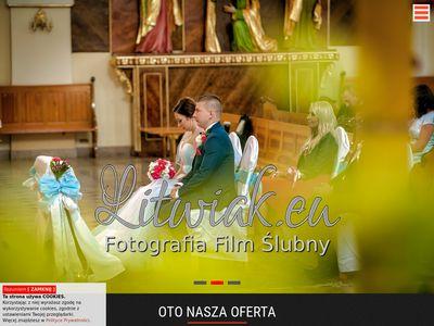 Litwiak.eu - fotograf ślubny Śląsk