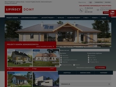Lipinscy-projekty.pl domów